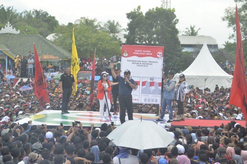 Ketua Pujo Lampung Ajak Menangkan Jokowi-Ma'ruf  Amin