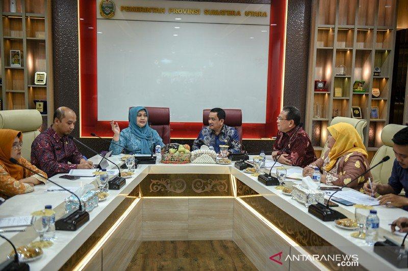 Pemprov siap buka toko daring untuk produk UMKM di Sumut