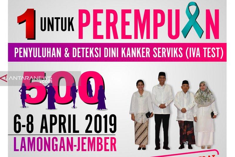 Luar Biasa Poster Penyakit Reproduksi Kanker Serviks ...