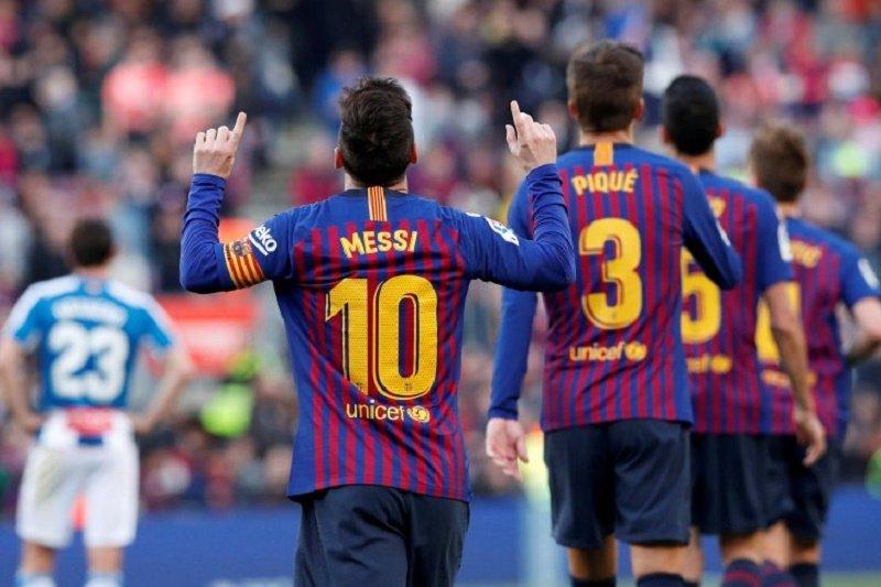Barcelona mesti memilih pemain tepat melawan Atletico Madrid