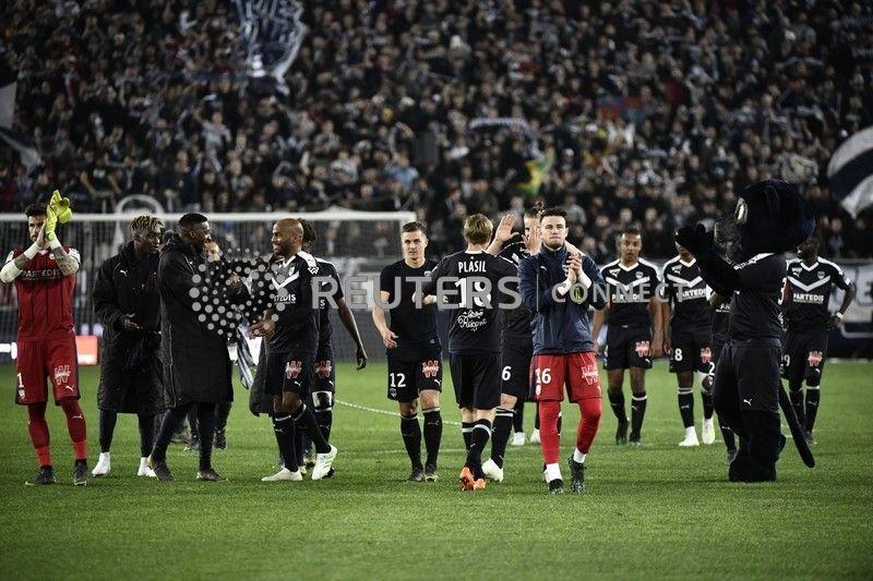 Harapan Marseille ke Liga Champions memudar usai ditekuk Bordeaux 2-0