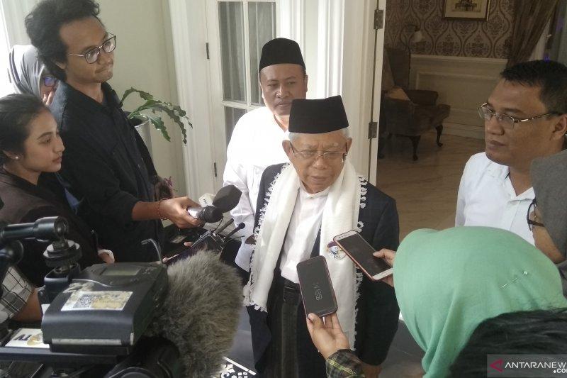 Ma'ruf Amin kembali kunjungi Banten untuk mantapkan dukungan