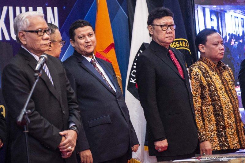 Pengukuhan Tim Pemeriksa Daerah