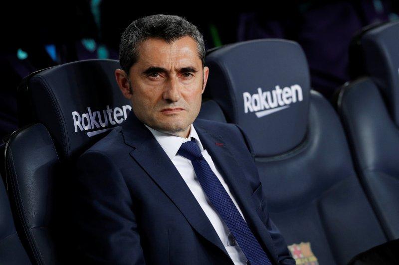 Valverde dinilai berpeluang bawa Barcelona sabet dua gelar