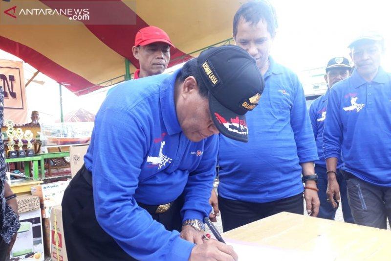 Donggala upayakan peningkatan kesejahteraan nelayan pascatsunami