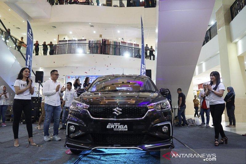 Varian All New Ertiga Suzuki Sport Diperkenalkan di Gorontalo