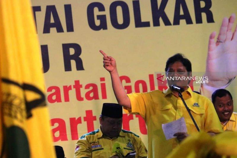 Golkar targetkan dua kursi parlemen setiap dapil di Jatim