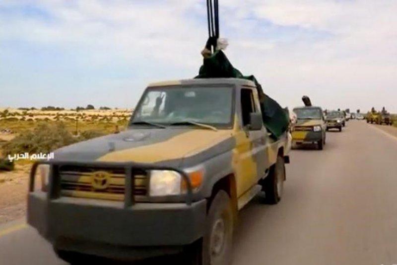 Pasukan Libya Timur rebut kota berjarak 100 km dari Tripoli
