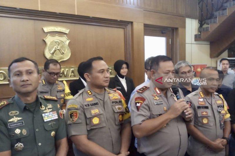 Polda Jawa Timur siagakan 3.500 personel jaga Persebaya lawan Arema FC