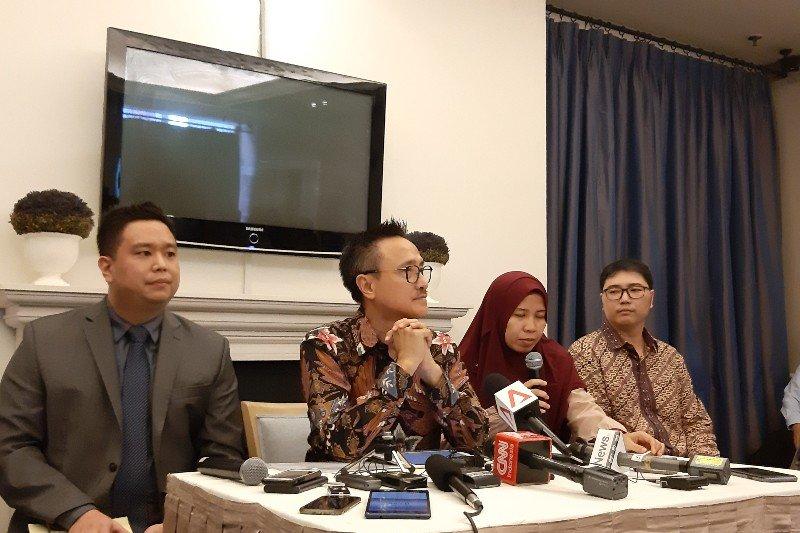 Keluarga korban Lion Air JT-610 tuntut kepastian ganti rugi