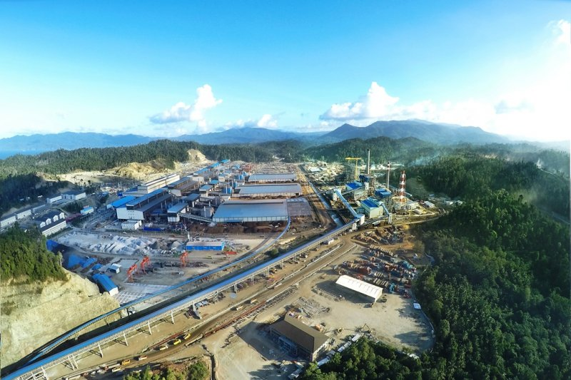 Kawasan Industri Tanggamus dan 17 kawasan lainnya di luar Jawa bakal serap investasi Rp250 triliun