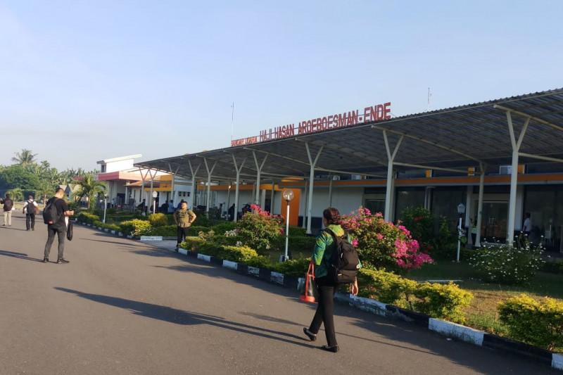 Pemerintah alokasikan Rp250 miliar untuk pengembangan Bandara Ende