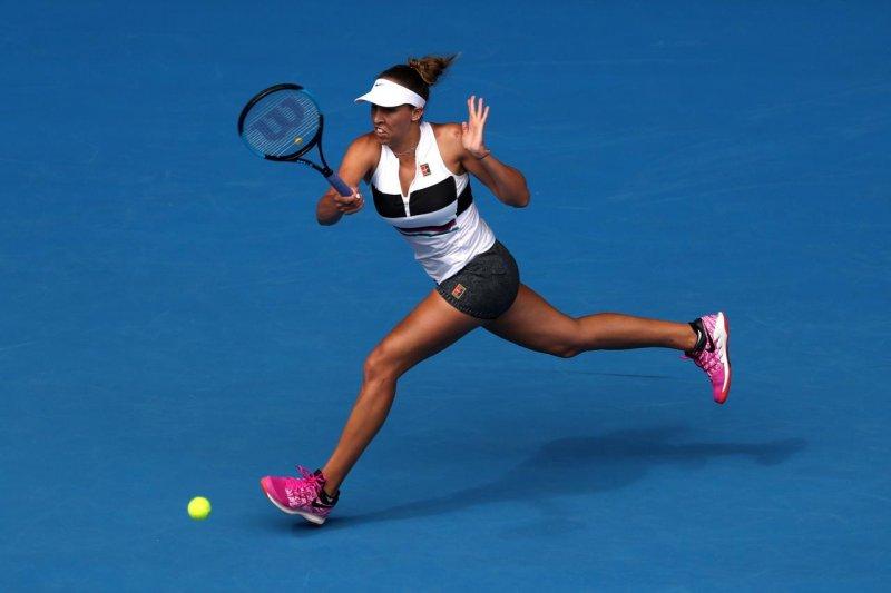 Madison Keys juarai Charleston Open setelah taklukkan Wozniacki