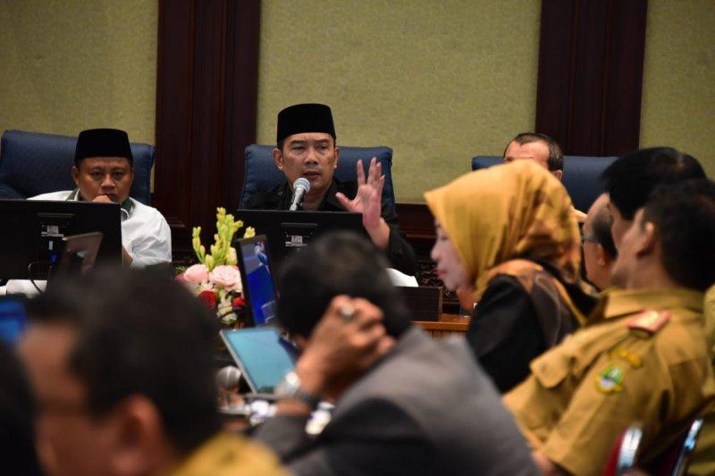 Ridwan Kamil minta gaji pegawai honorer dibayar tepat waktu