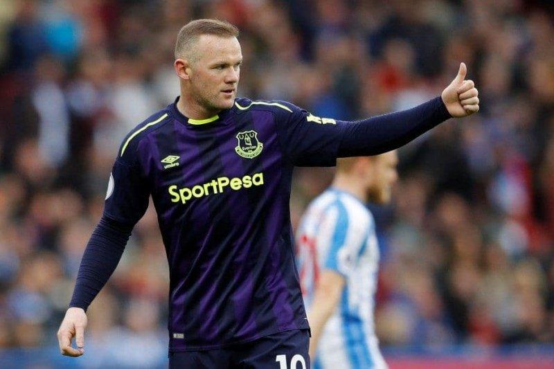 Kartu merah pertama Rooney di MLS