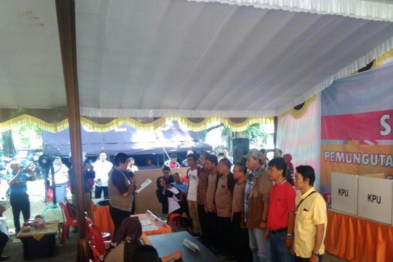 KPU Palembang mulai simulasi dan distribusikan logistik Pemilu