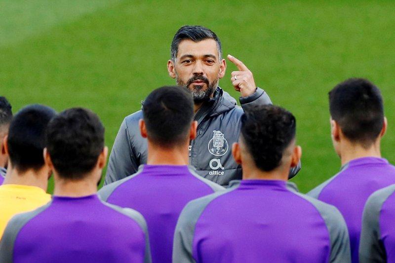Conceicao pastikan tak ada dendam dalam benak Porto
