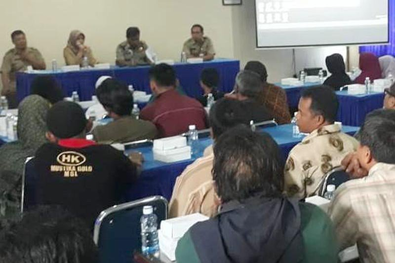 Pemkot Magelang: PKL jaga kebersihan