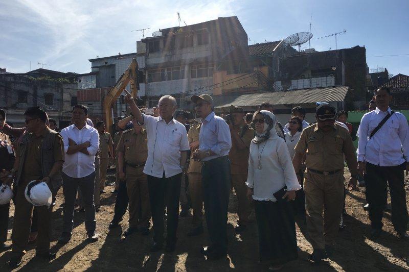 Kemendag apresiasi pembangunan Pasar Pelita Sukabumi