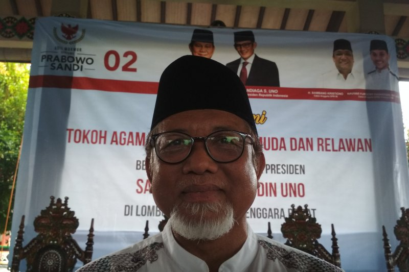 Politisi PBB NTB dukung Prabowo-Sandi