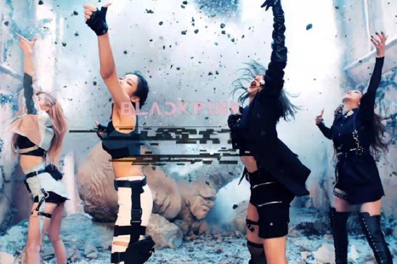 'Kill This Love' Blackpink sudah ditonton 100 juta kali
