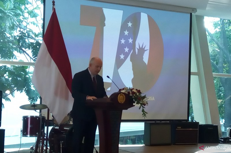 Kemlu RI-AS adakan program Indonesia-USA7Oth Youth Ambassadors