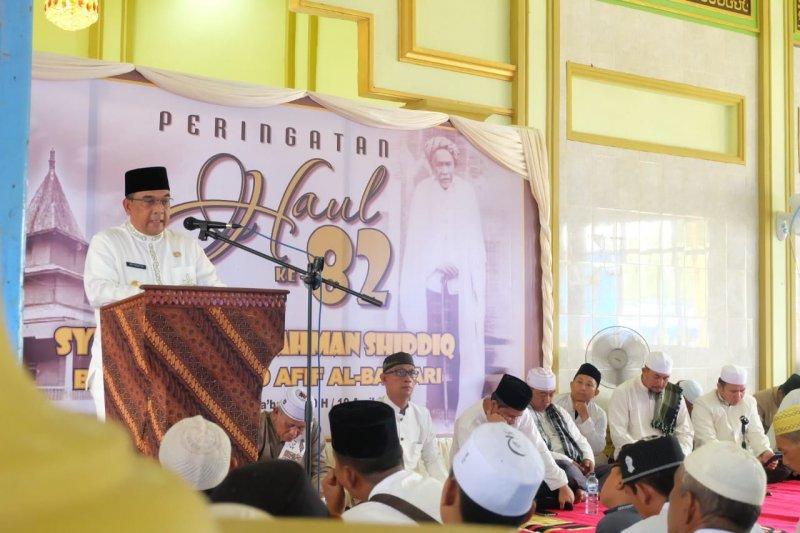 Wagub Riau imbau masyarakat jaga kebersamaan usai Pemilu