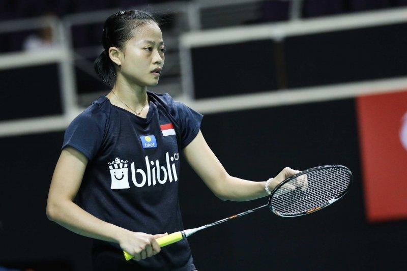 Bulu tangkis Fitriani bertekad raih hasil terbaik di Kejuaraan Asia
