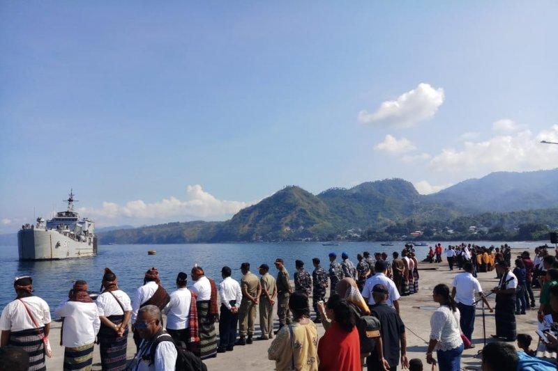 Kunjungan wisatawan ke Ende mencapai 93.000 orang