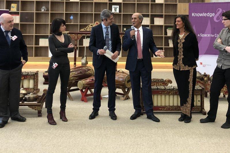 Indonesia tampilkan gamelan di PBB sebagai simbol multilateralisme