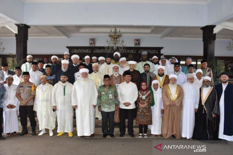 Menag: Ulama sufi warnai dakwah di medsos