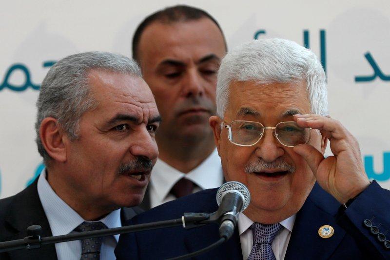 Presiden Palestina terima utusan Norwegia untuk perdamaian TImteng