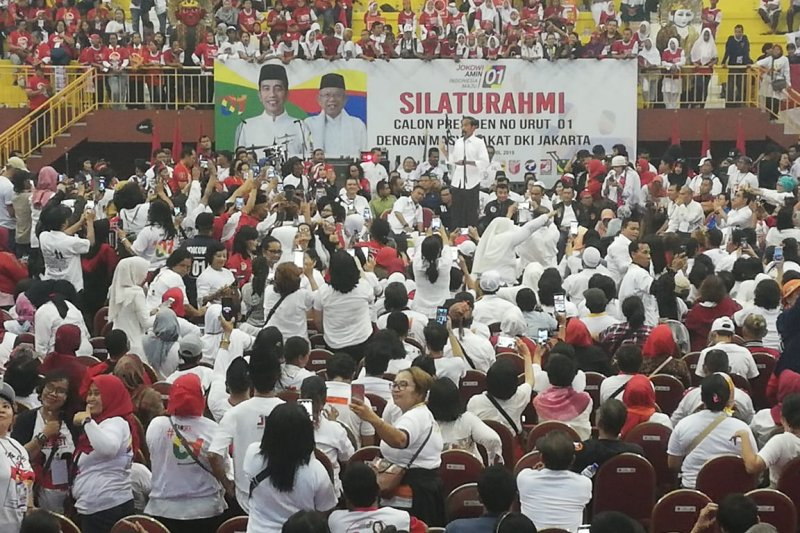 Jokowi Jawab Temuan Surat Suara di Malaysia Sudah Dicoblos 01