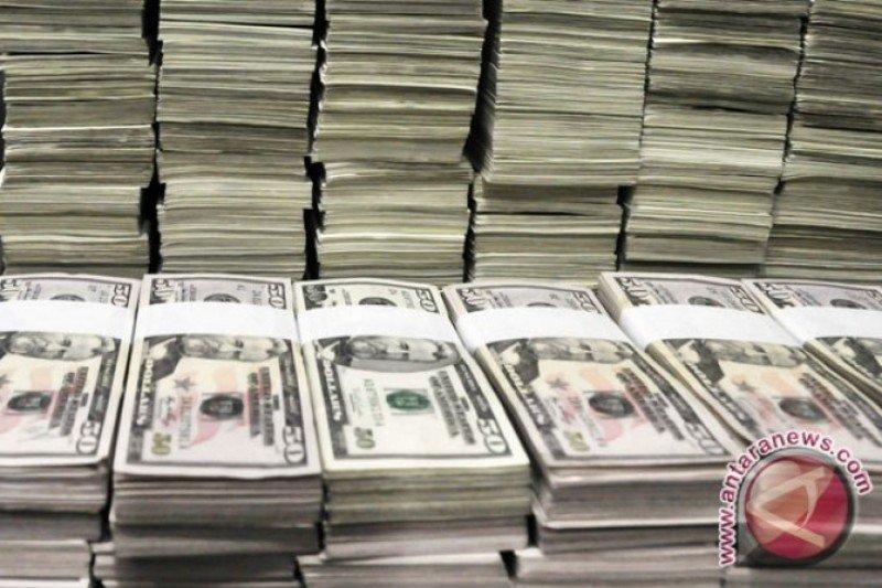 Kurs Dolar AS sedikit menguat jelang kesaksian Powell