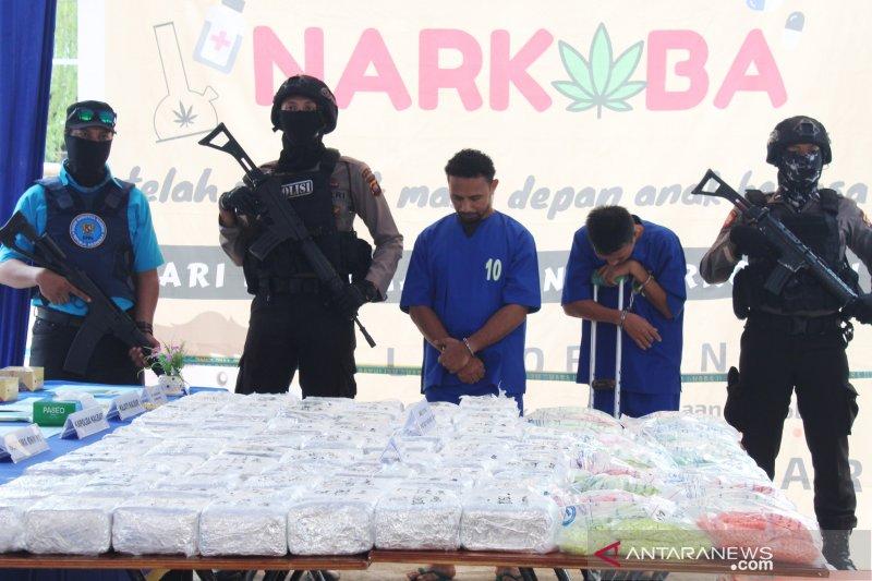 Polisi: Jateng jadi sasaran peredaran narkotika