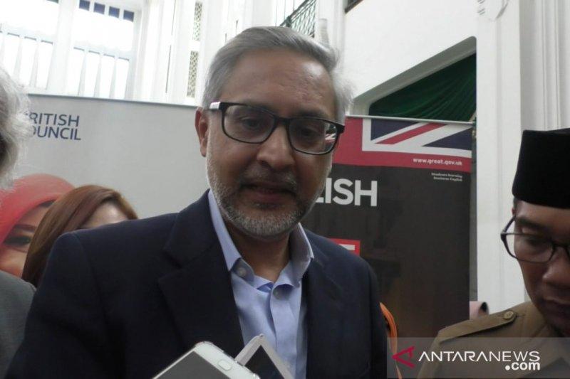 Dubes Inggris untuk RI terpukau dengan Pemilu 2019