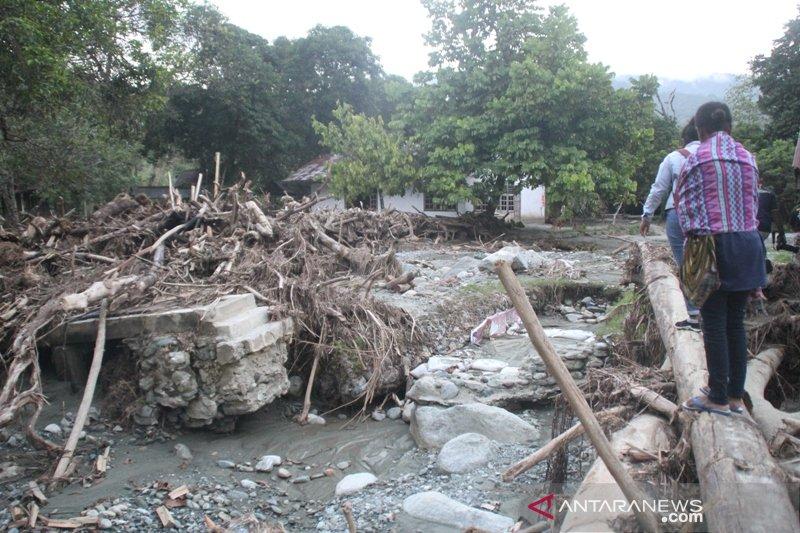 Sekolah TK Sabron Sari lumpuh total pasca banjir bandang Sentani