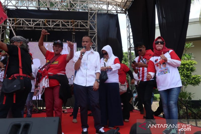 Kampanye terbuka di Depok akan dihadiri Jokowi
