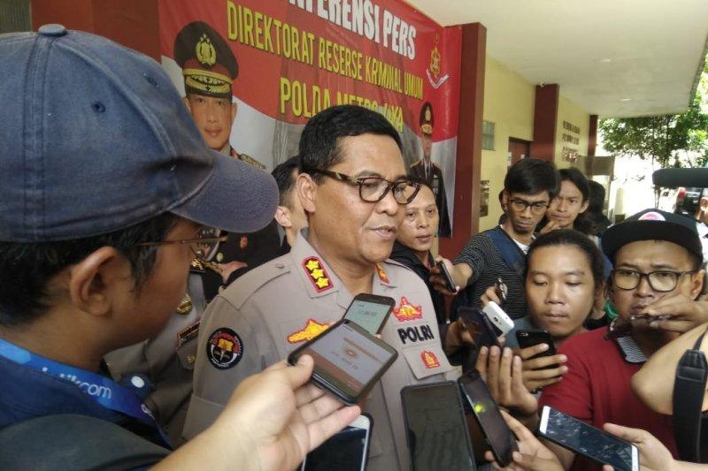 Penahanan Mantan Kapolda Metro Jaya di Tangan Penyidik