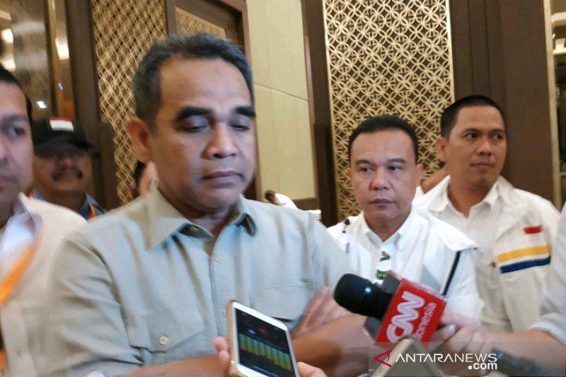 Jelang pemilihan Ketua MPR, Muzani sowan Said Aqil