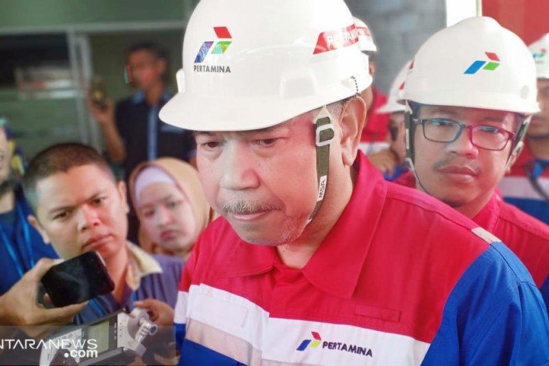 Pertamina tambah fasilitas tangki depot LPG Palembang