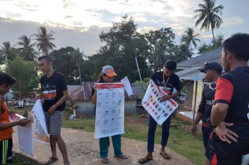 Dusun Bihe,  Ponelo, ingin didengar pada Pemilu 2019