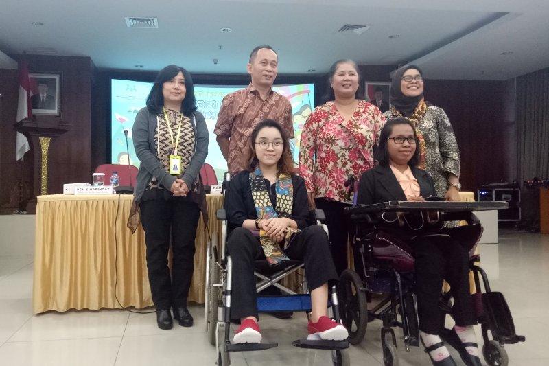 KPPPA tampung suara penyandang disabilitas lewat lomba menulis