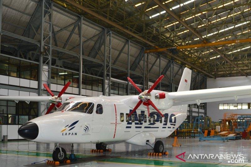 Jokowi sebut PTDI satu-satunya industri pesawat di Asia Tenggara