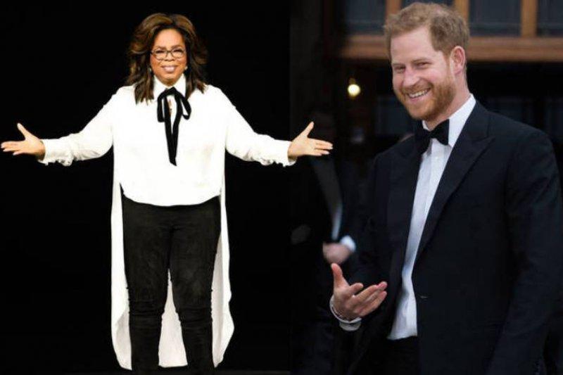 Oprah Winfrey dan Pangeran Harry membuat dokumentasi kesehatan mental untuk 'Apple'