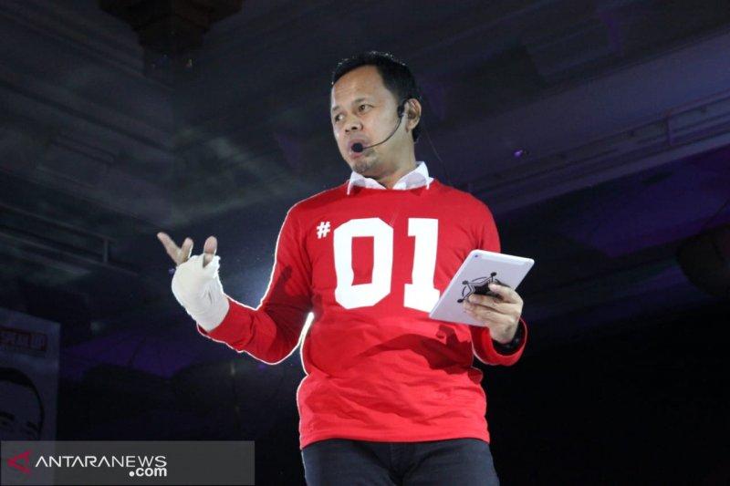 Wakil Ketua DPP PAN Bima Arya  mendukung Jokowi-Ma'ruf Amin