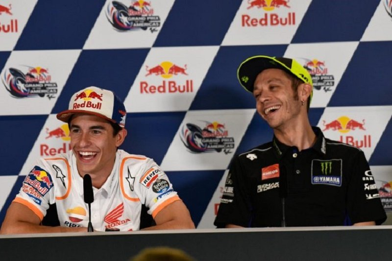Marquez amankan posisi start terdepan di GP AS