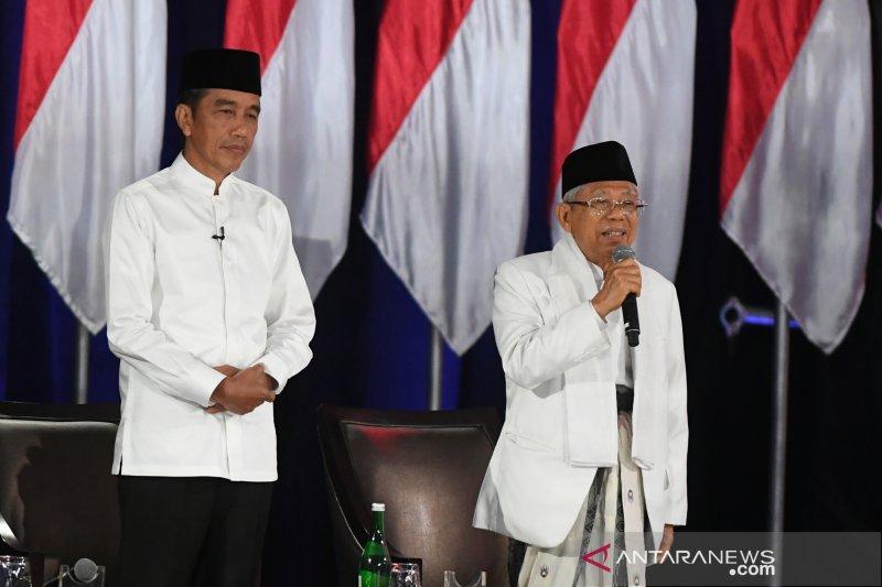 Tokoh muslim yakin dukungan Jokowi meningkat dekati hari pencoblosan