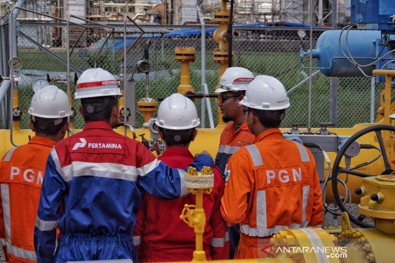 PHE Jambi mulai pasok gas industri di Jawa Barat