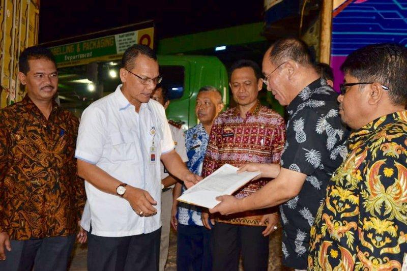 PT GGP Fokus Gerakan Petani untuk Manfaatkan Lahan